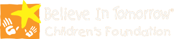 Believe in Tomorrow Children's Foundation logo